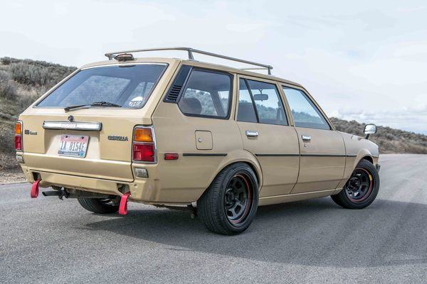 1980 Toyota Corolla Wagon $4200 Boise - Japanese Nostalgic Car